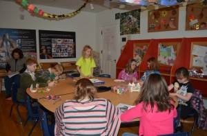 Art Workshop at Remington Museum