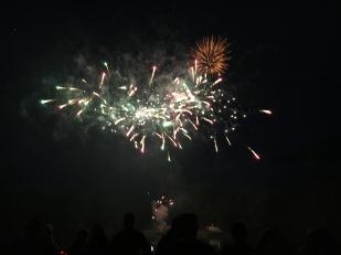 Carthage Village Fireworks